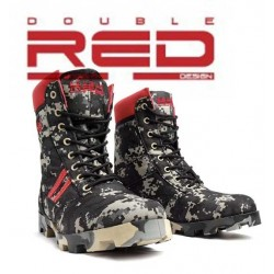 Buty Double RED JUNGLE Desert DR018
