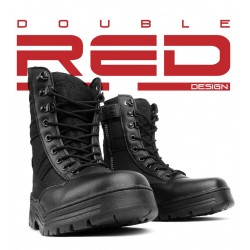 Buty Double RED DESERT ALL BLACK DR014
