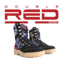 Buty Double Red Original CAMOBLACK Crazy Army Color DR031