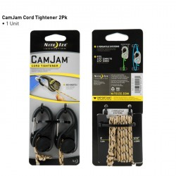 CamJam Cord Tightener 2Pack Rope NCJ2-03-01