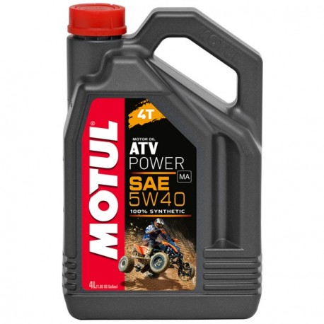 Motul ATV POWER 5w40 4L
