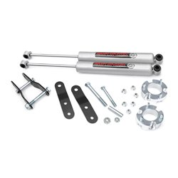 """2,5"""" Rough Country Lift Kit - Toyota Tacoma 4WD 95-04"""