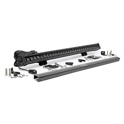 "Cree LED Light Bar 30"" Black Series Pojedyncza Rough Country"