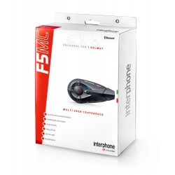 Interphone intercom motocyklowy F5 MC SERIES