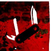 Outdoor Narzędzia Survival Latarki Noże