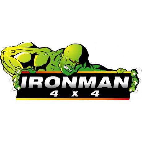 Ironman zawieszenia